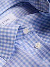 ETON Check Shirt (Blue)