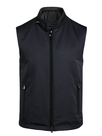 Corneliani Sporty Gillet (Navy)
