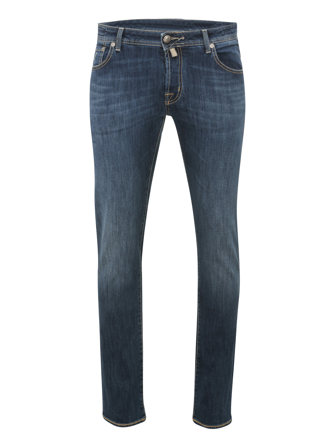 Jacob Cohen Slim Fit J622 Comfort Denim (Mid Wash) - Union 22