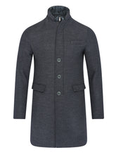 Herno Overcoat (Navy) - Union 22