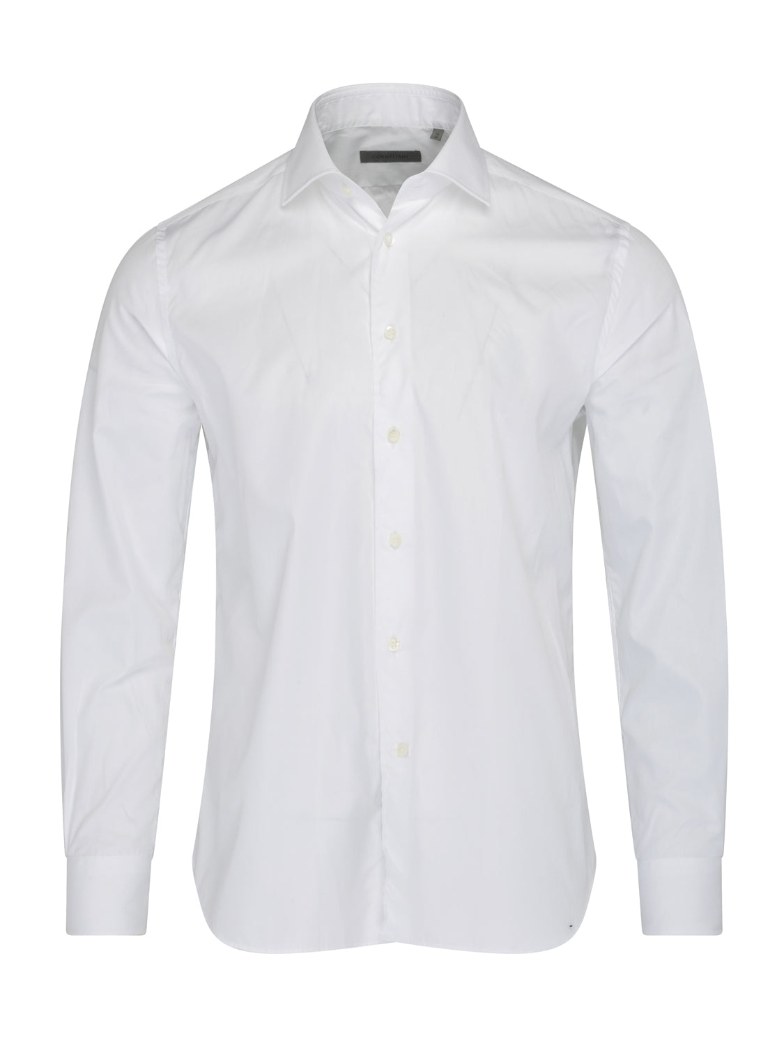 Corneliani Formal Shirt (White) - Union 22
