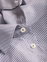 ETON Pin Stripe Shirt (Grey) - Union 22
