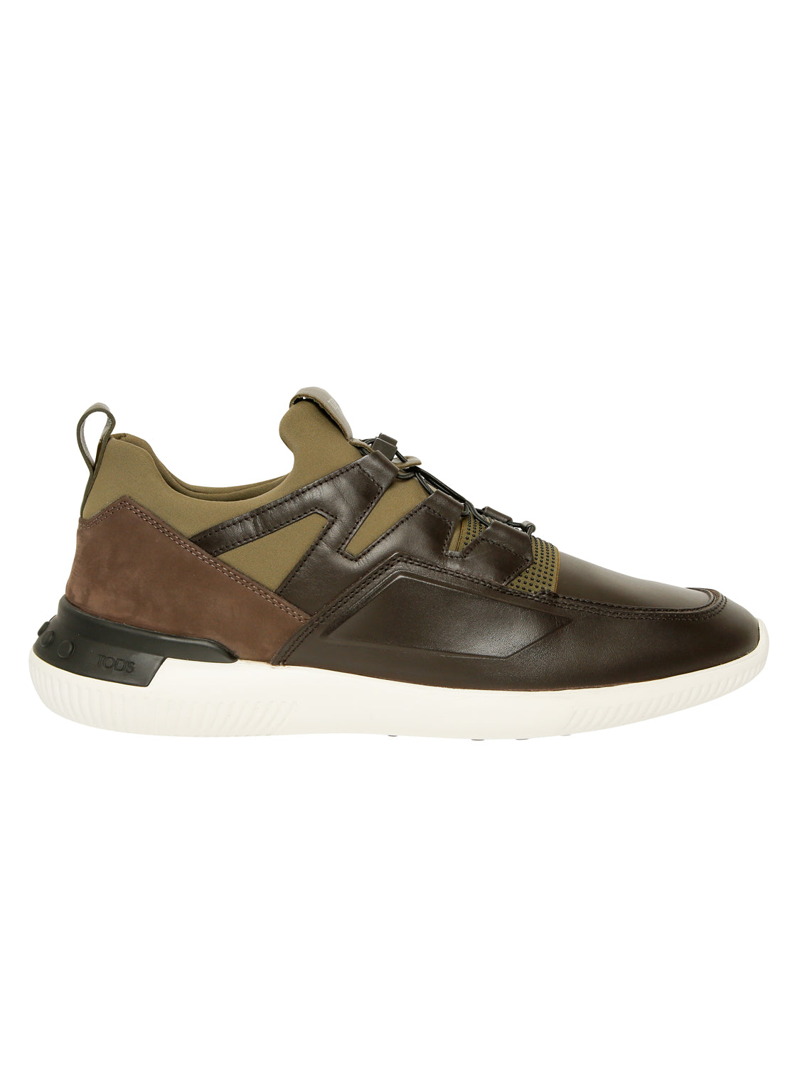 TOD'S No Code Shoeker (Khaki) - Union 22