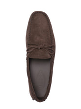 TOD's Suede Lace Driver (Brown) - Union 22