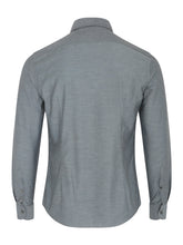 Corneliani Cutaway Collar Shirt (Grey) - Union 22