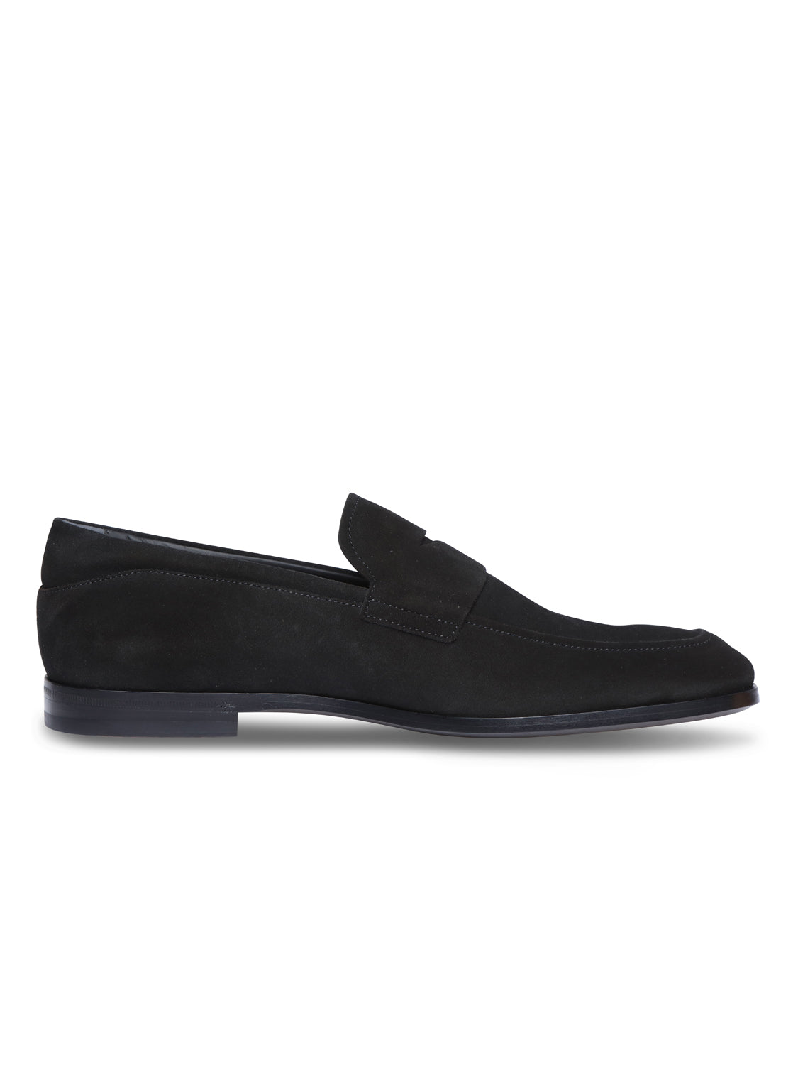 TOD's Suede Loafer (Black) - Union 22