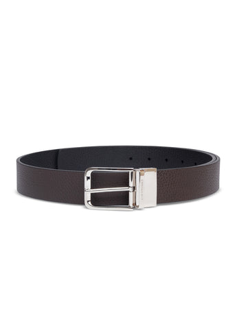 Corneliani Reversible Belt (Brown / Navy) - Union 22