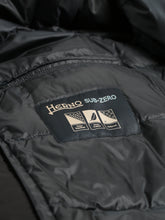Herno Down Jacket With Chest Piece (Navy / Black) - Union 22