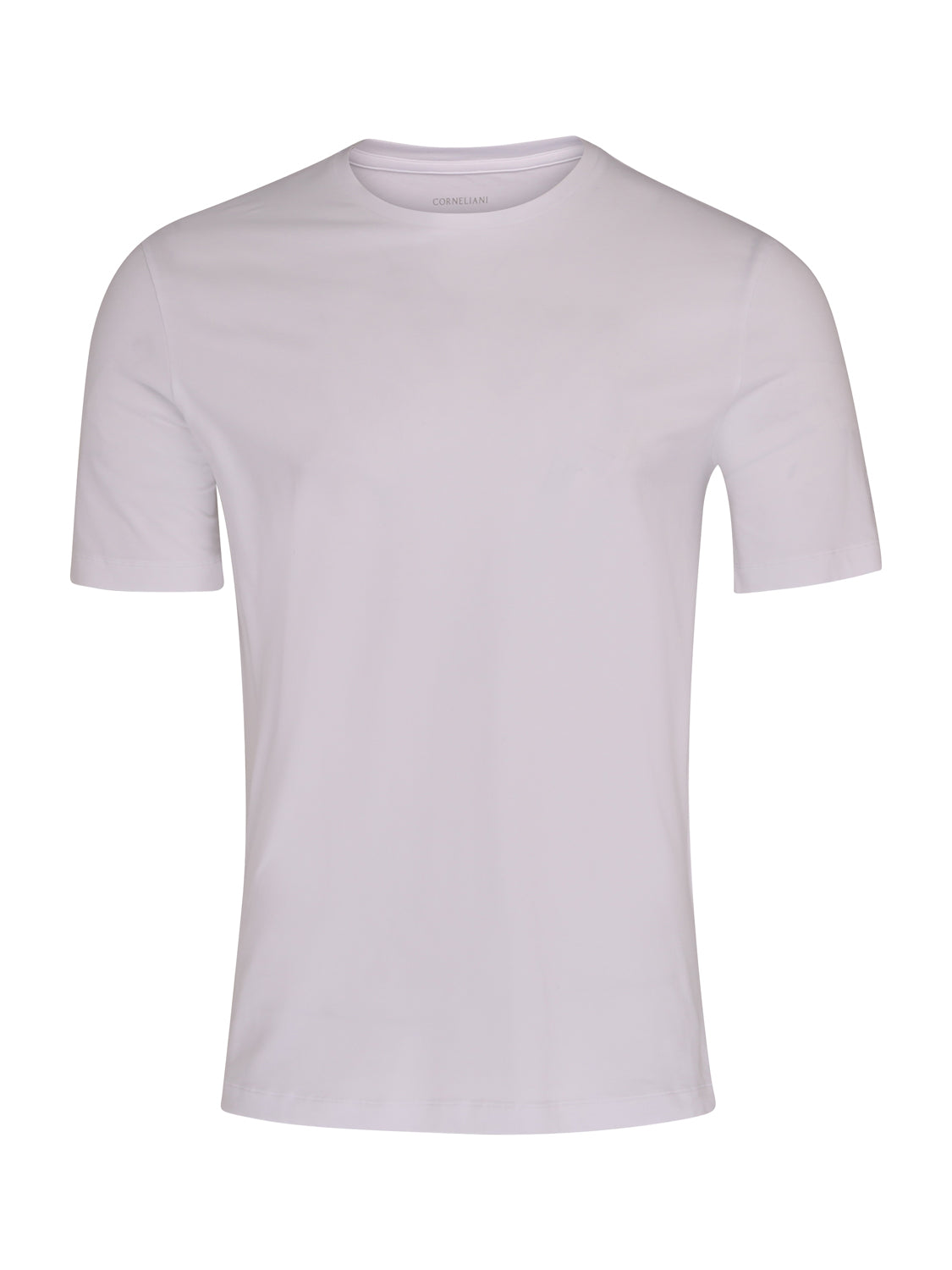 Corneliani Basic T-Shirt (White) - Union 22
