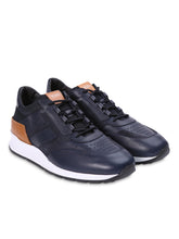 TOD's Leather Runner (Navy) - Union 22