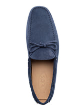 TOD'S Gommino Suede Loafer (Navy Blue) - Union 22
