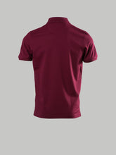 Corneliani Pique Polo (Bordeaux)