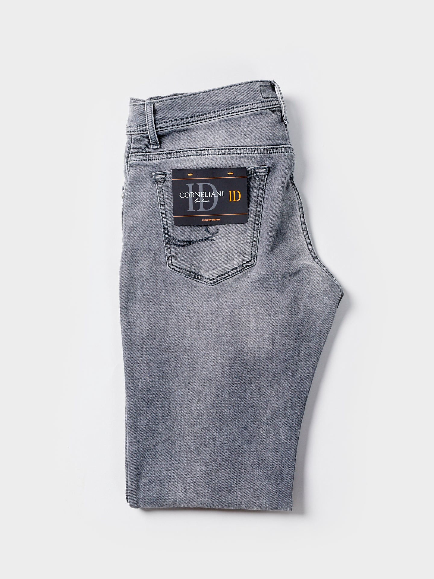 Corneliani Jeans Stretch (Grey)