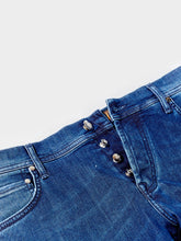 Corneliani Jeans Stretch Denim (Blue)