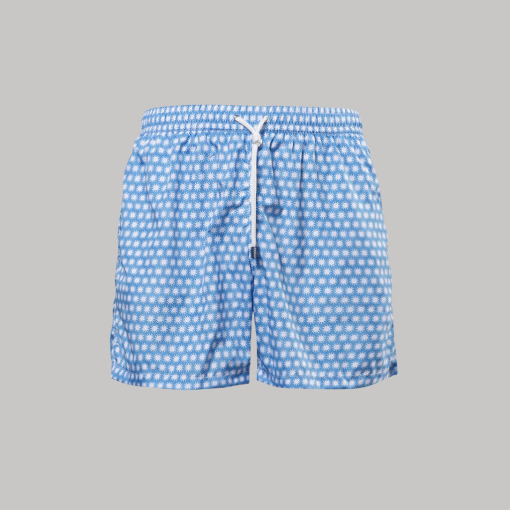 Fedeli Madeira Swimshorts Sun (Light Blue)