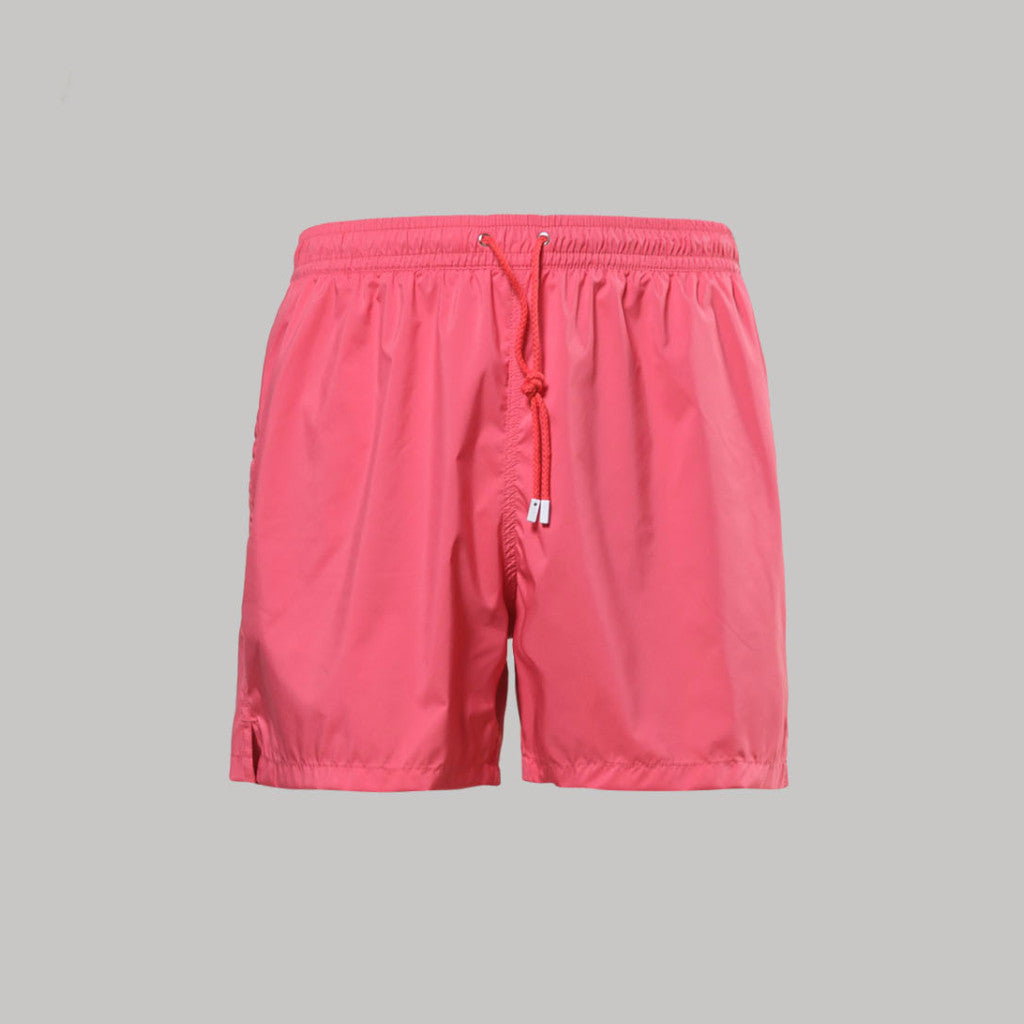 Fedeli Madeira Swimshorts (Red) - Union 22