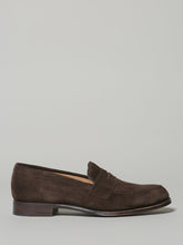 Cheaney Cannon Brown Loafer (Suede)