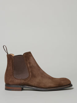 Cheaney Godfrey Brown Chelsea Boot (Suede)