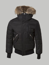 Mackage Dixon Bomber with Fur (Black)