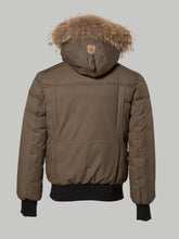 Mackage Dixon Bomber (Army Green) - Union 22