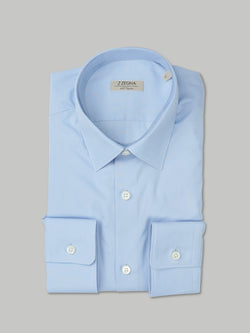 Z Zegna Soft Touch Shirt (Blue)