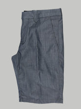 Corneliani Chino Shorts (Blue Silver) - Union 22