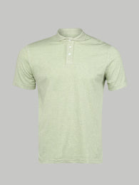 Fedeli Sea Island Cotton Polo (Spearmint Green)