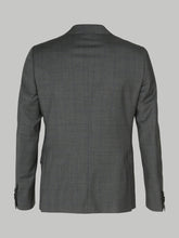 Z Zegna Check Suit (Light Grey) - Union 22
