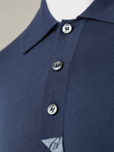 Brioni Branded Polo (Navy)