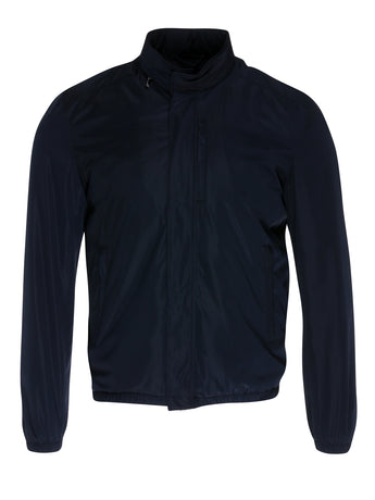 Corneliani Zip Bomber (Navy) - Union 22