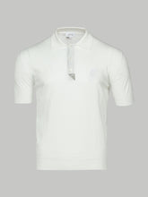 Brioni Branded Polo (White)