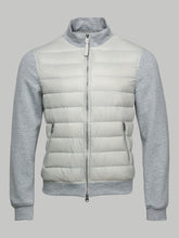 Mackage Manus Contast Bomber (Grey)