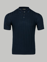 Corneliani Cable Knit (Navy)