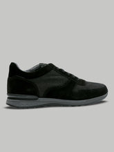 Corneliani Contrast Runner (Black)