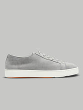 Santoni Low Top Sneaker (Grey)