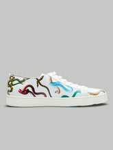 Santoni Limited Edition Sneaker (White)