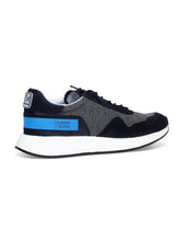 Z Zegna TECHMERINO™ Wash & Go Trainer (Grey / Navy / Blue) - Union 22