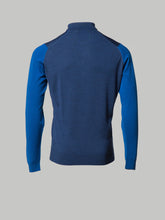 John Smedley Brightgate Polo (Evening Sky and Blue)