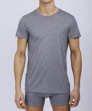 The Product Bamboo & Cotton T-Shirt (Grey) - Union 22