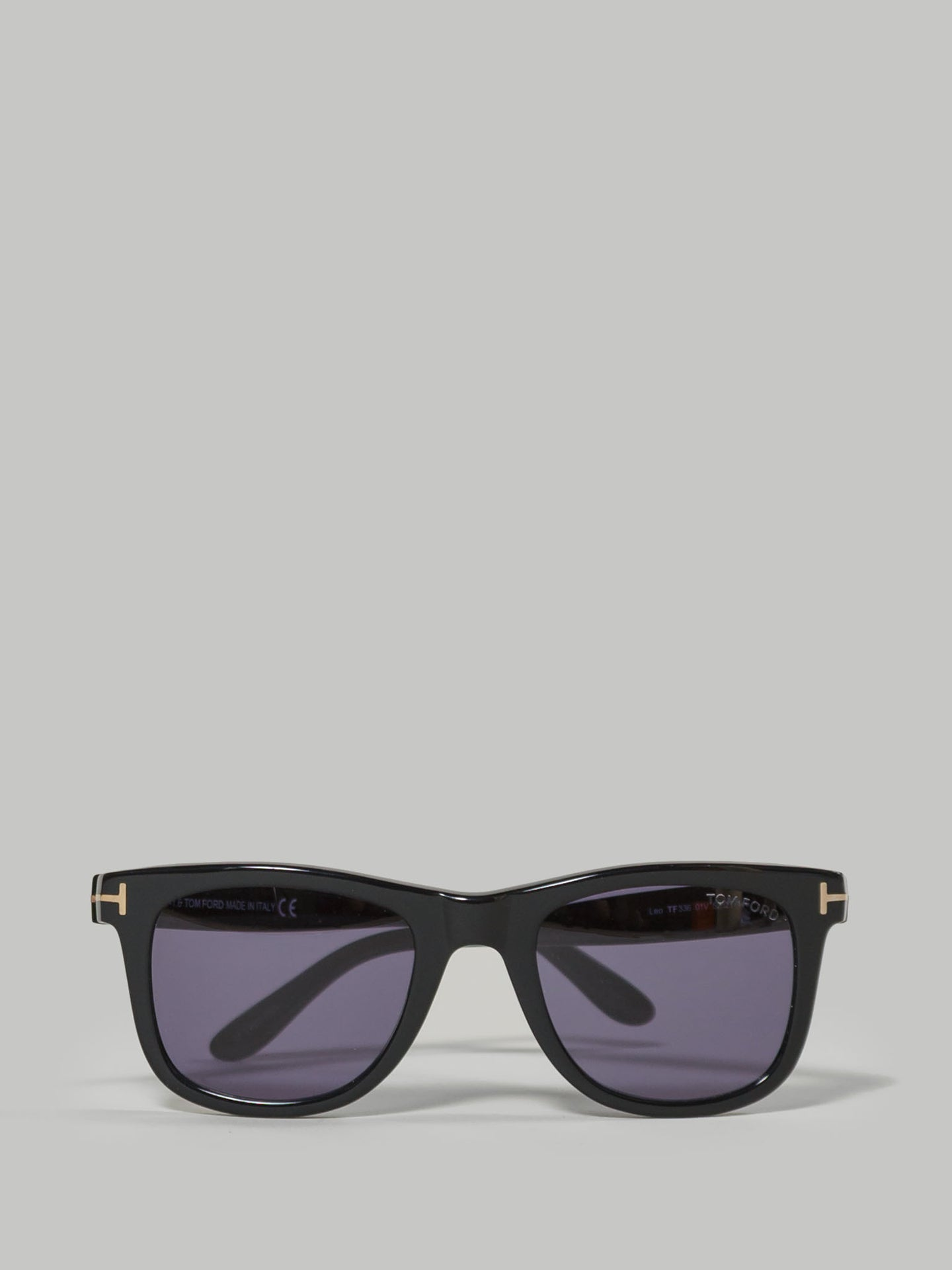 Tom Ford Leo Acetate Wayfarer (TF0336 01V)