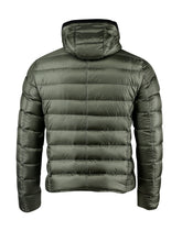 Herno Quilted Bomber Jacket (Army Green) - Union 22