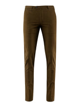 Corneliani Moleskin Trousers (Khaki Brown) - Union 22