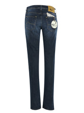 Jacob Cohen Mid Wash Denim Jeans (Blue)