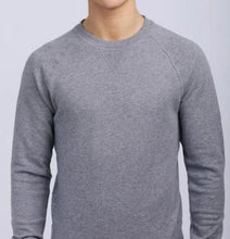 The Product Crew Neck Sweater (Grey) - Union 22