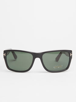 Tom Ford Mason Acetate Wayfarer (TF0445 01N)