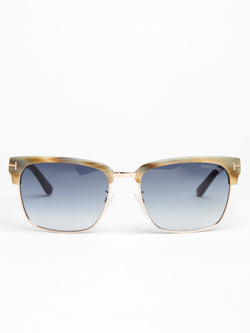 Tom Ford River Beige Horn (TF0367 60B)
