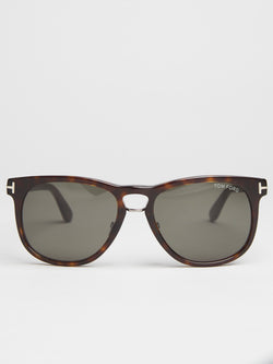 Tom Ford Franklin Acetate Frame Gold Bar (TF0346 56N)