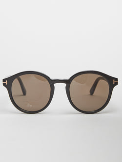 Tom Ford Lucho Black (TF0400 01J)