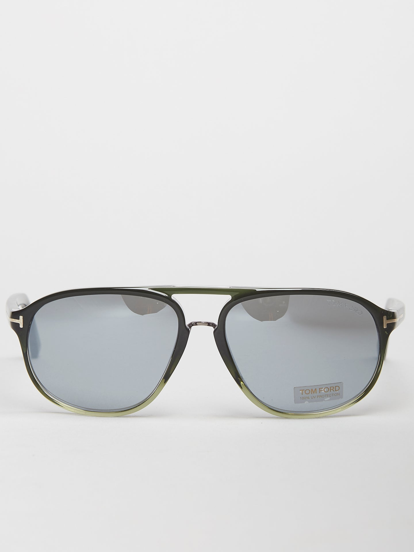 Tom Ford Jacob Acetate Aviator Dark Havana (TF0447 96C)