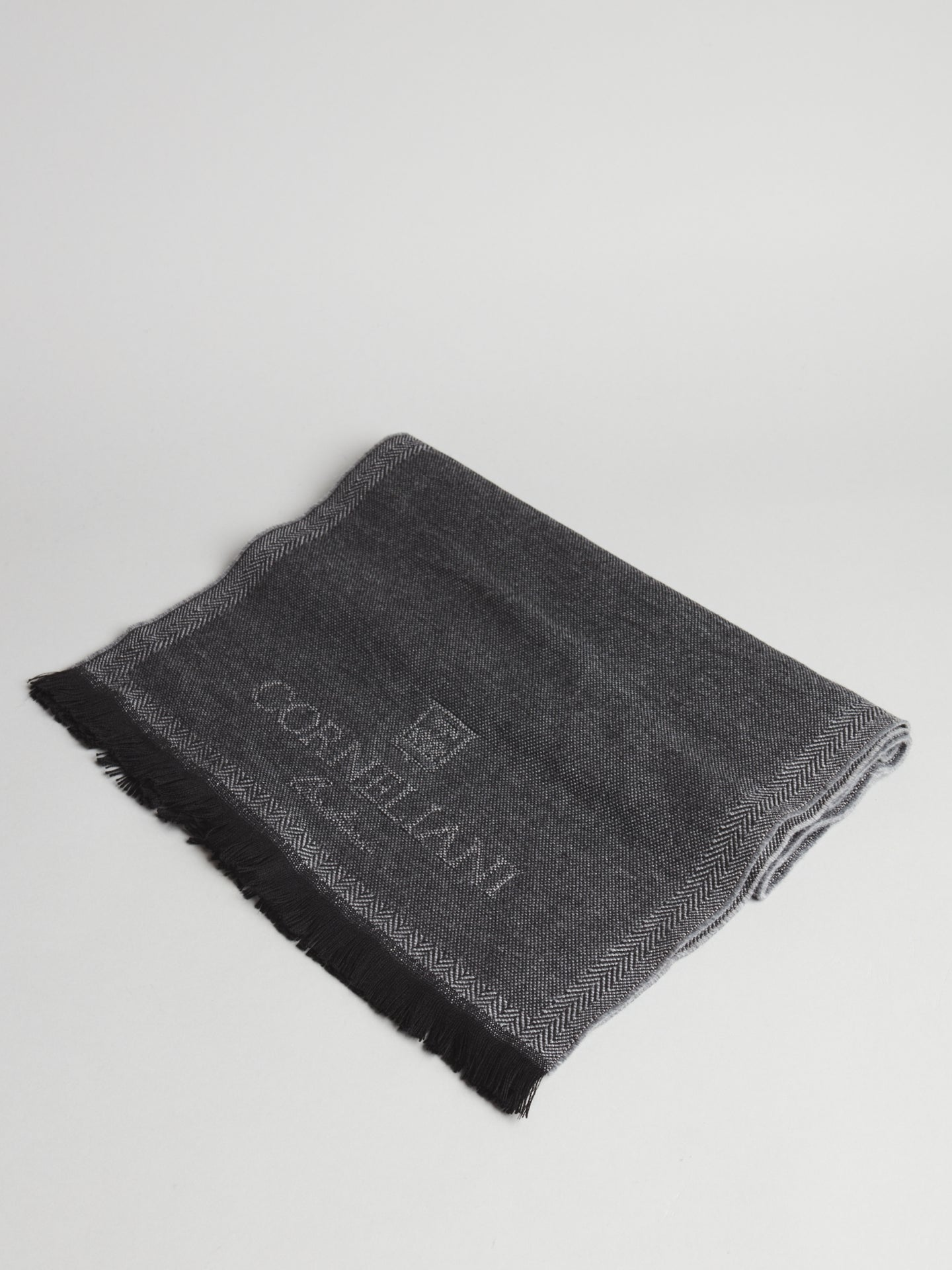 Corneliani Scarf (Grey)